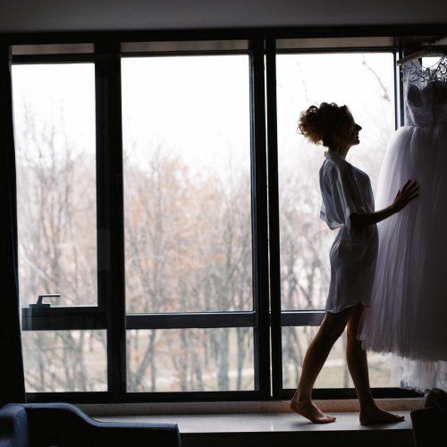 моё свадебное платье
