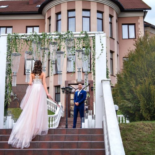организатор на свадьбу