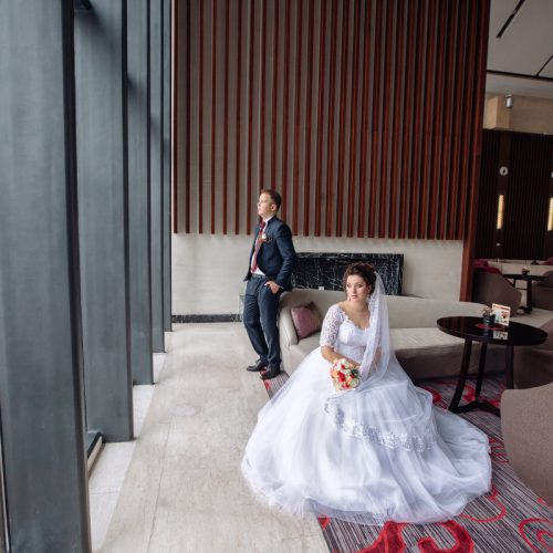 сборы перед свадьбой