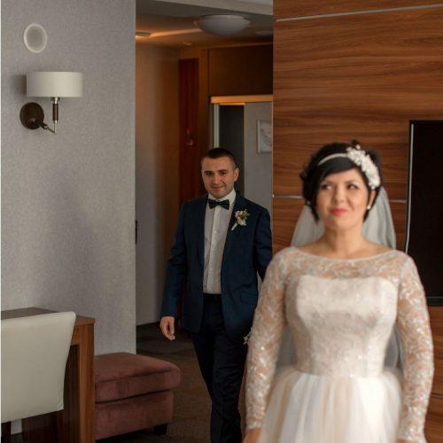 волнение невесты