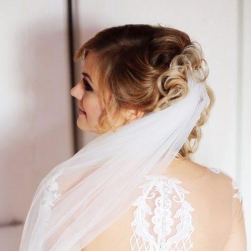 спинка невесты