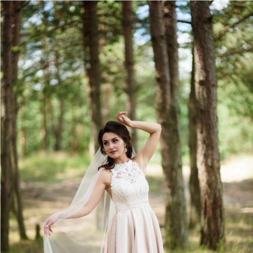 платье от салона жемчуг