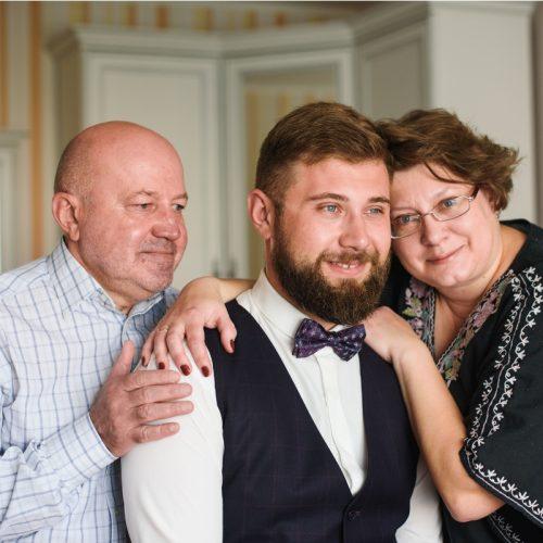 жених и его родители