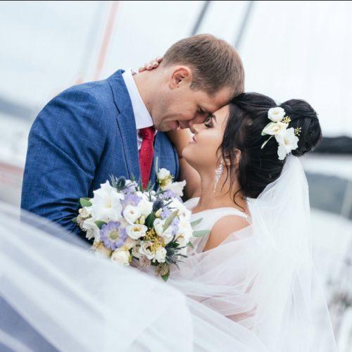 свадьба жемчуг