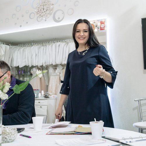 спикер Мария Богук