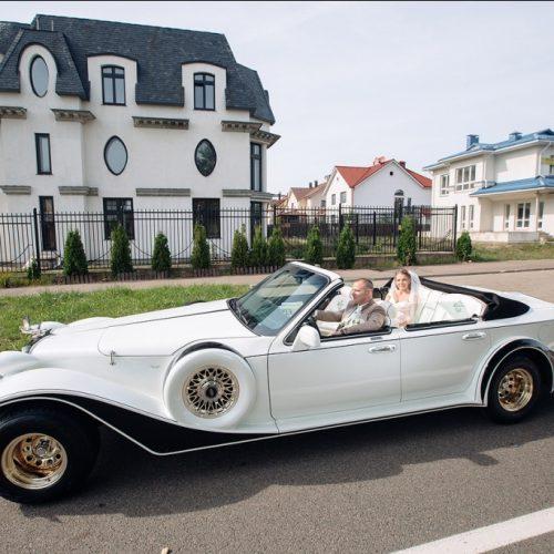 авто для жениха и невесты