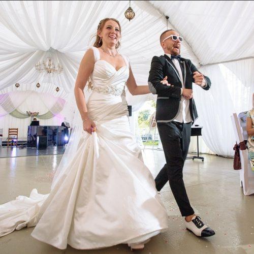 веселая свадьба в минске