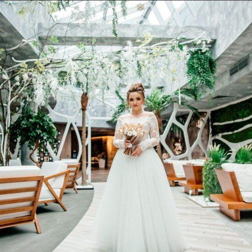 свадьба под ключ зимой
