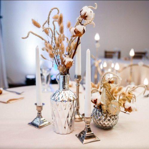 оформление свадьбы зимой