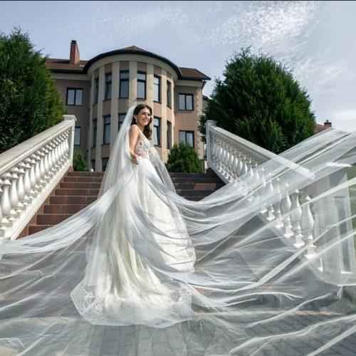 шикарное свадебное фото
