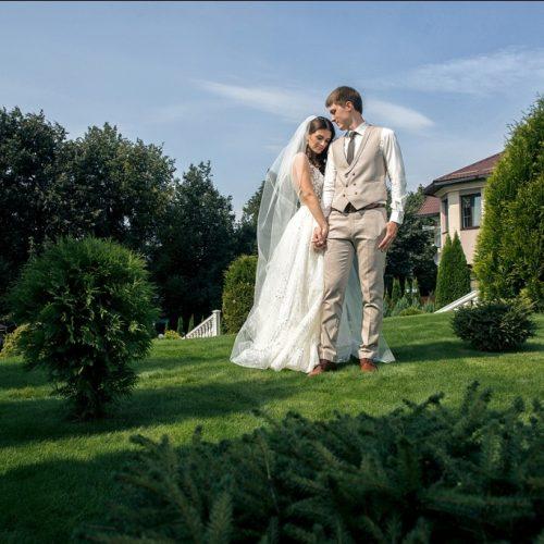 свадьба и усадьба