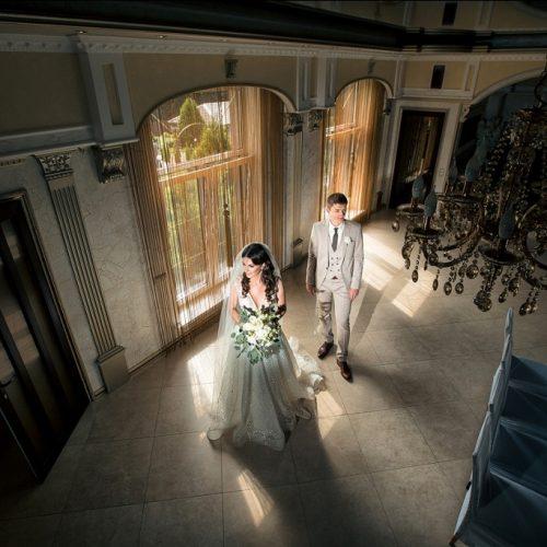 свадьба у садьбе