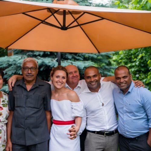интернациональная свадьба организовать