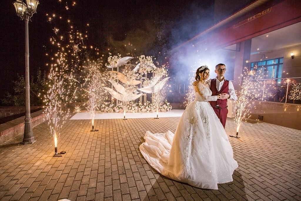 кульминация свадьбы