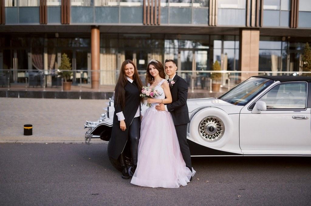 свадебный квест
