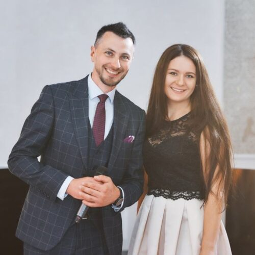 свадебный организатор и ведущий