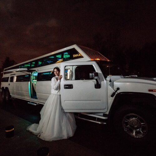 свадебное авто