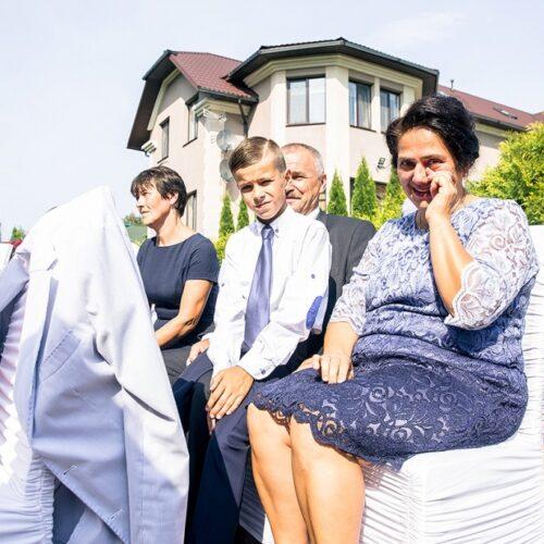гости на свадьбе фото