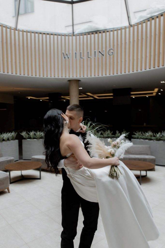 свадьба в пандемию